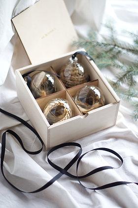 Набор Сhristmas Ornaments №2 с сухоцветами