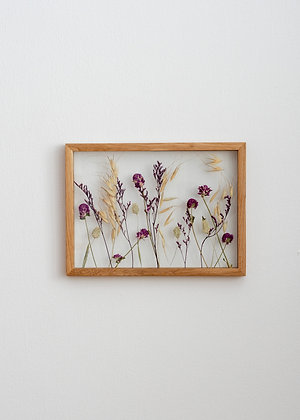 Dried Flowers Pattern M