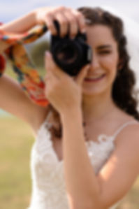 Photographer, wedding, camera, Canon, bride
