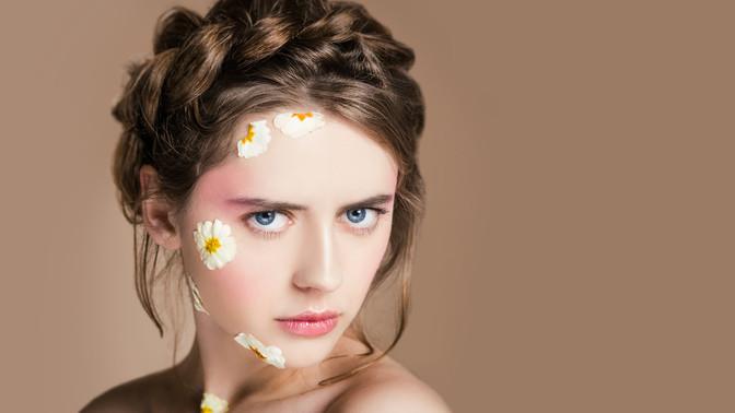Sviatlana w wiosennym Make Up Trendy
