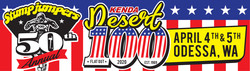 Desert 100 Race