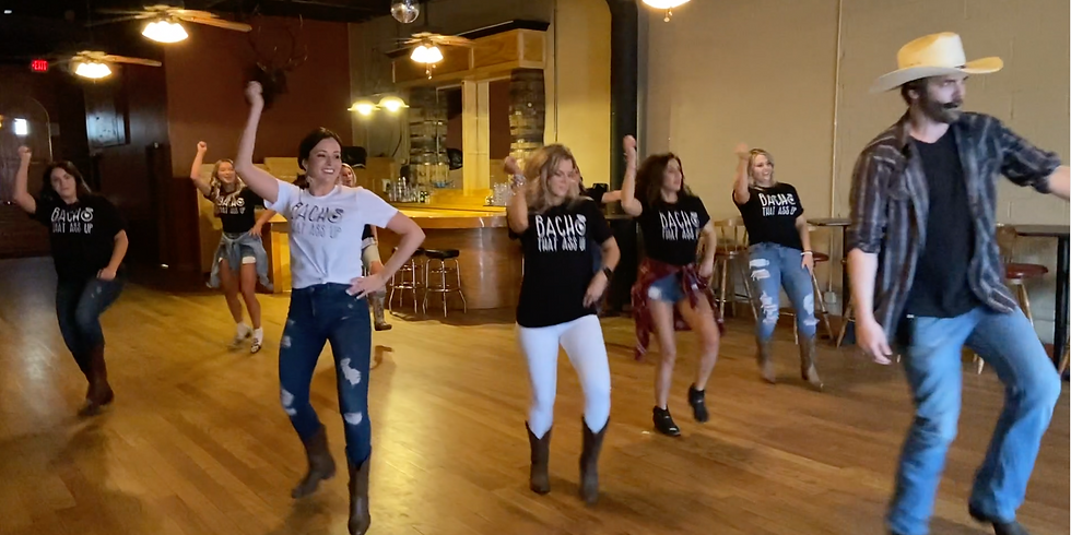 Line Dance Lessons in Nashville on Broadway