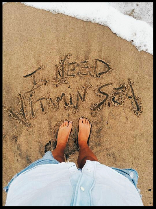 Vitamin Sea - Photo Source Pinterest