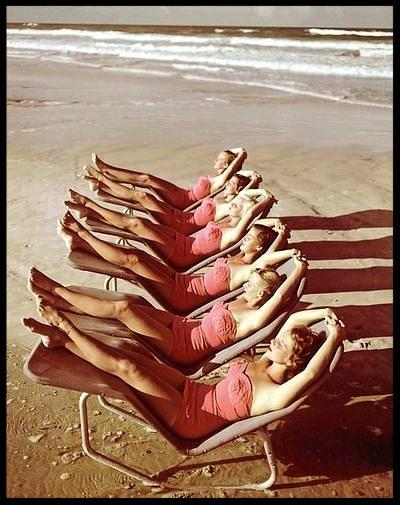 Vintage Summer - Photo Source Pinterest