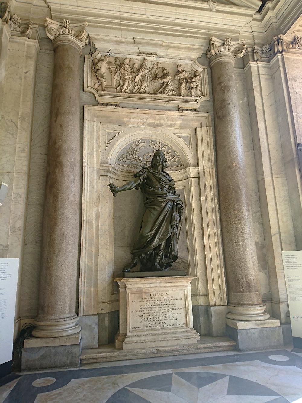 Roman sculptures - Photo credits Mary Samou
