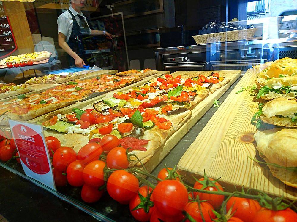 Italian cuisine- photo credits Mary Samou