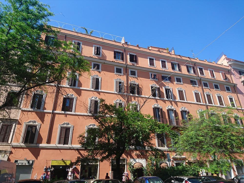 streetsin Rome - Photo credits Mary Samou