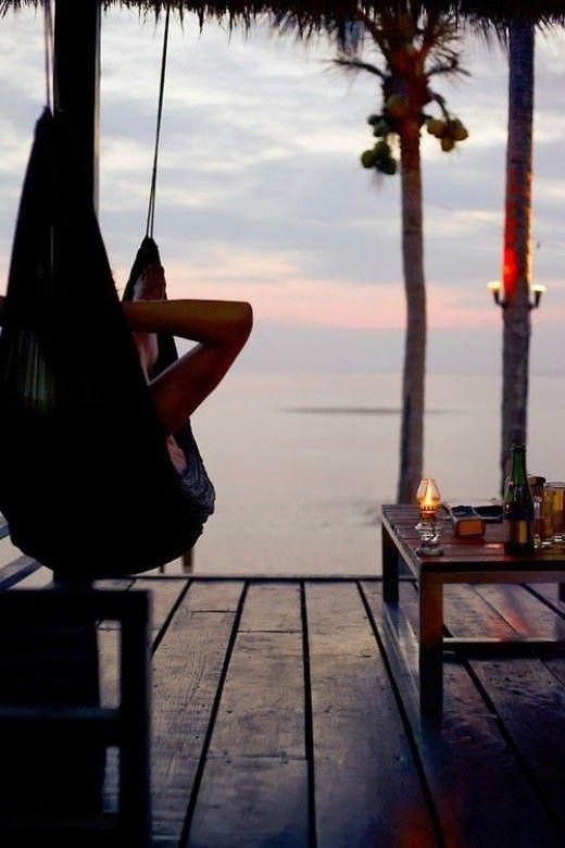 Summer vibes - Photo source Pinterest