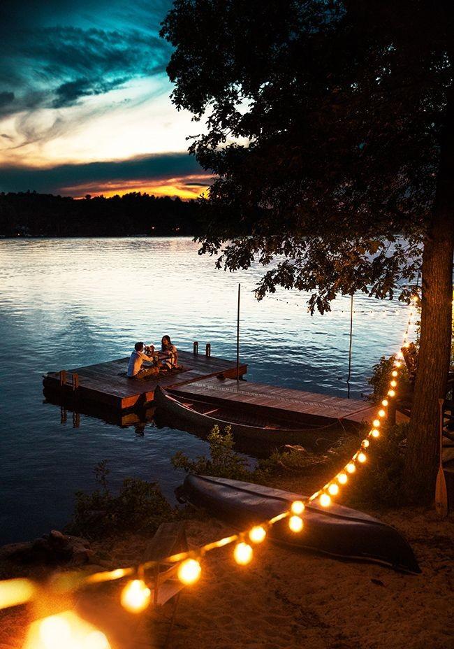 Summer romance - Photo source Pinterest