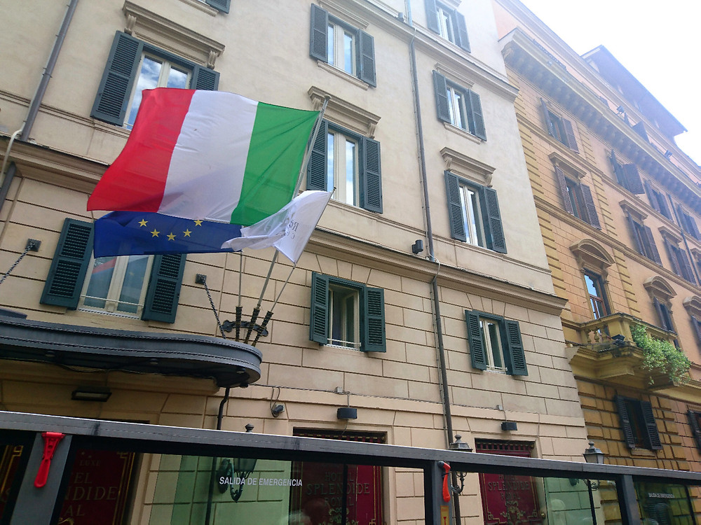 Rome street Photography - Photo credits Mary Samou