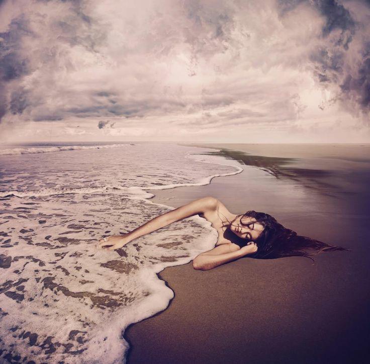 Sea Photo Aesthetic - Photo source Pinterest
