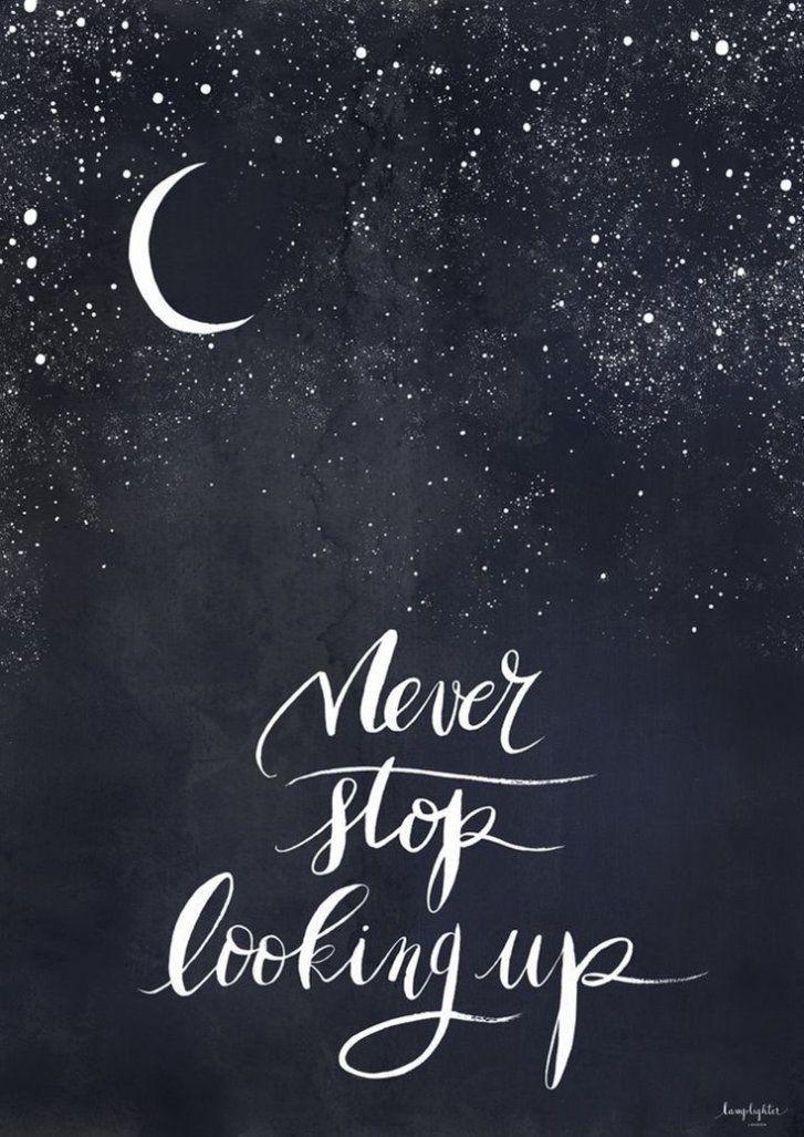 Shooting star - Photo source Pinterest