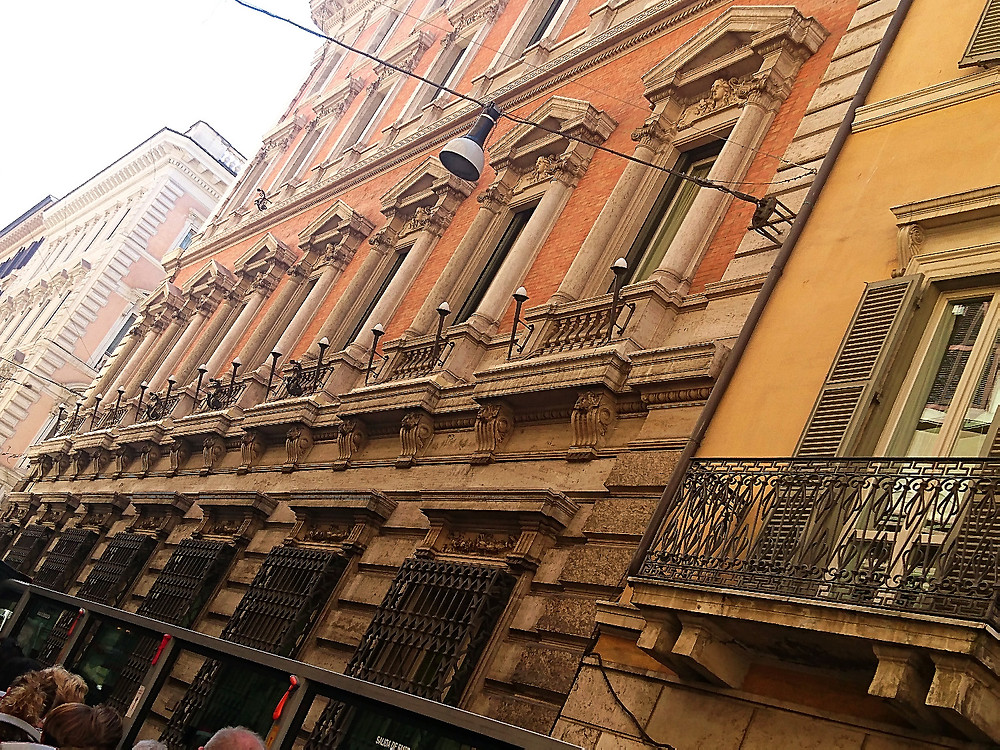 Street photography Rome - Photo credits Mary Samou