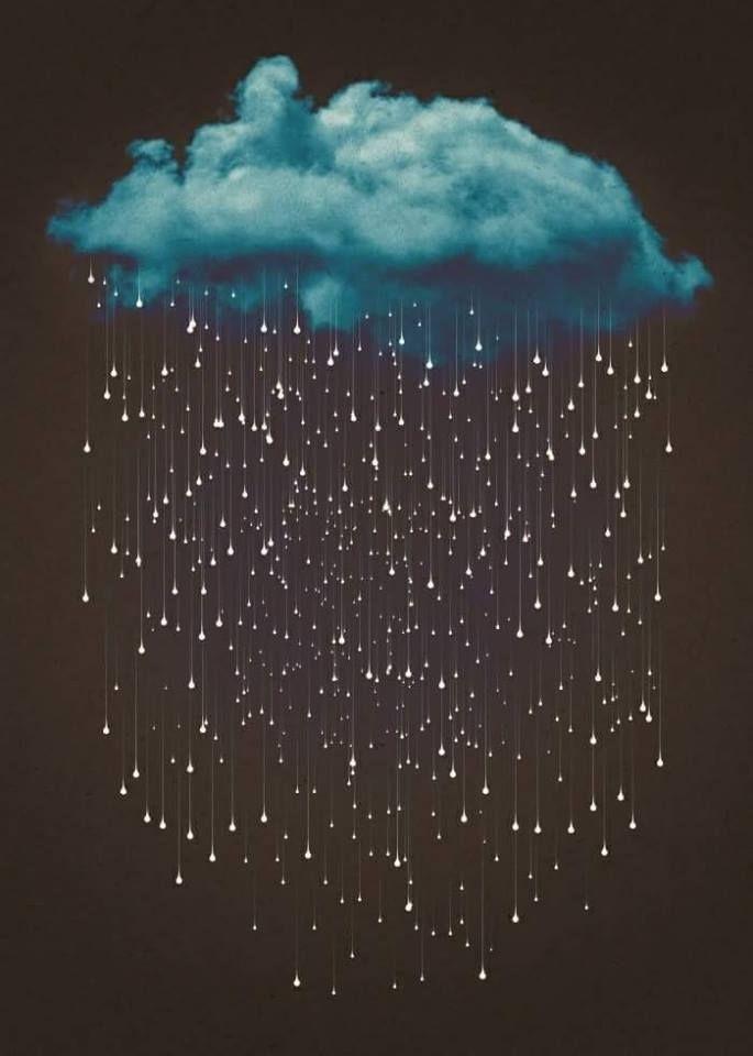 Shooting stars - Photo source Pinterest