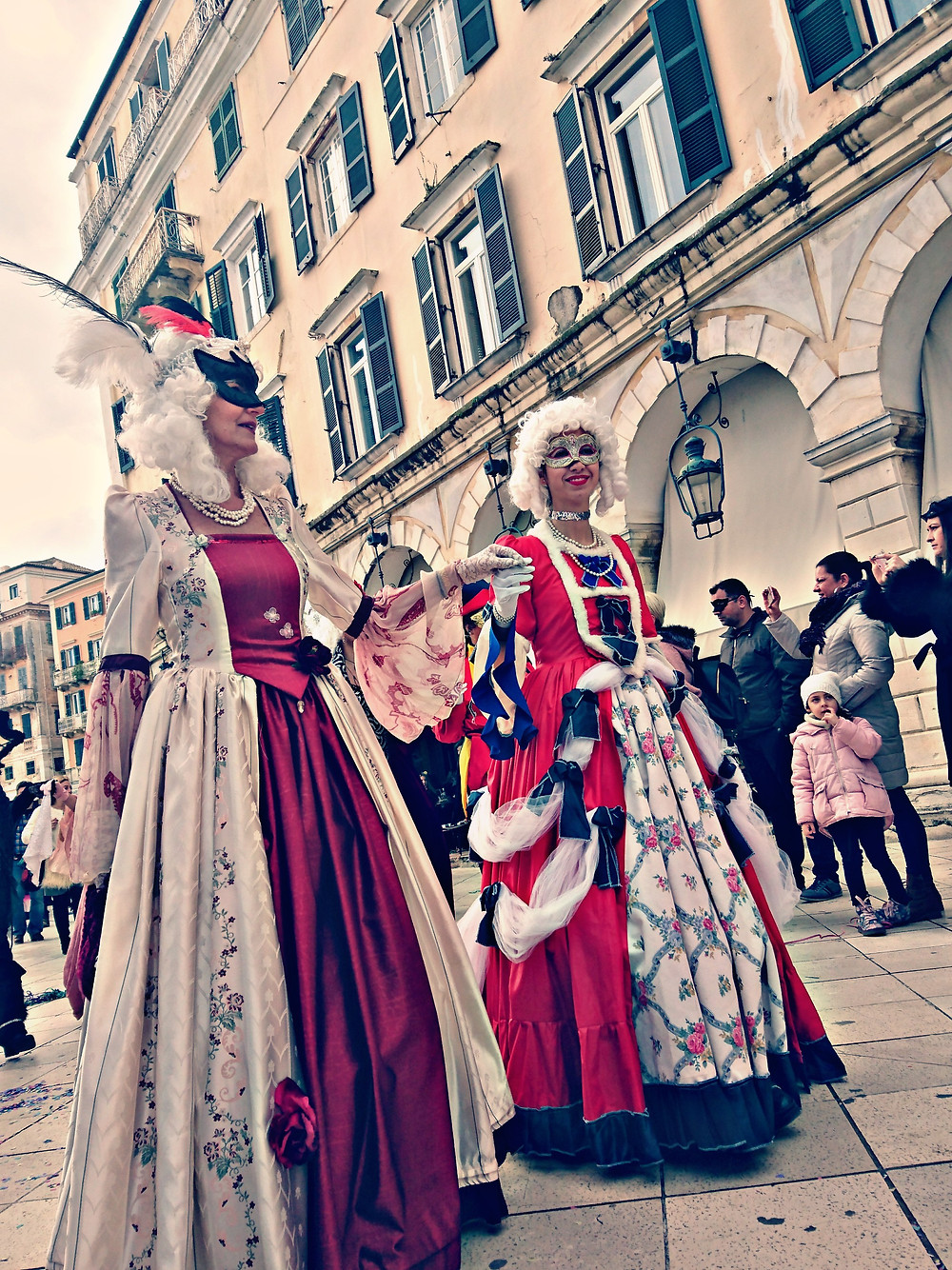 Venetian costumes - Photos by me