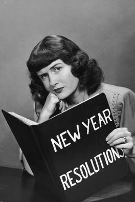 Νέα χρονιά.. ώρα για στόχους { English Version - New Year's Resolution List, what a task!}