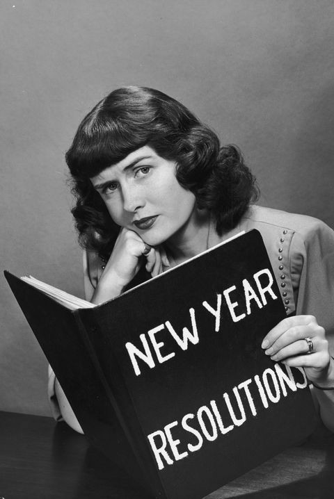 Νέα χρονιά.. ώρα για στόχους { English Version - New Year's Resolution List, what a task!}