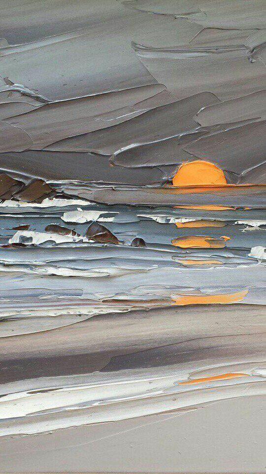 Sea Canvas - Photo source Pinterest