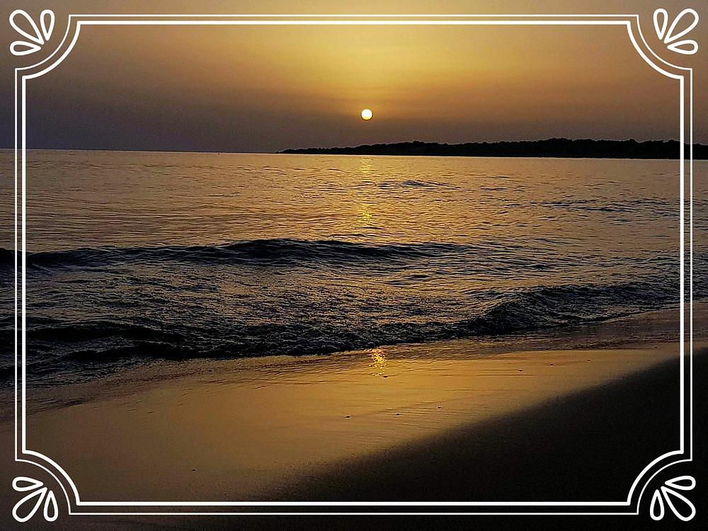 Sunsets - Photo source Mary Samou