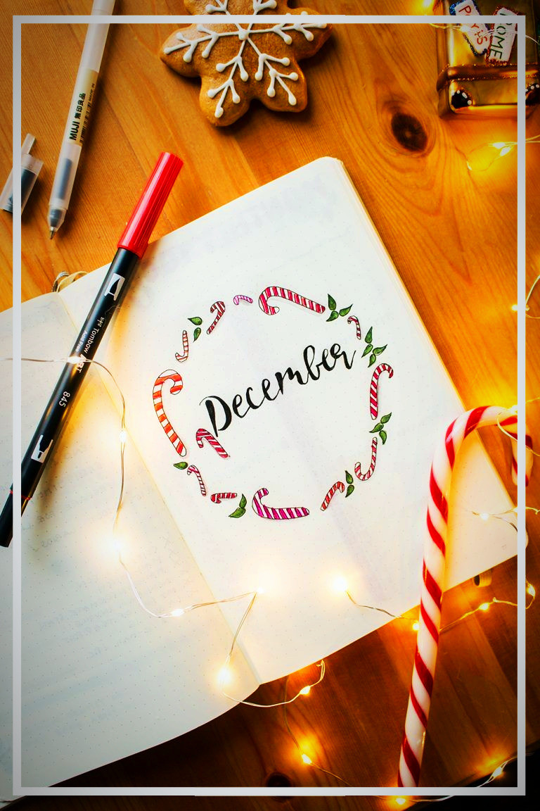 December is here- Photo source Wix Images