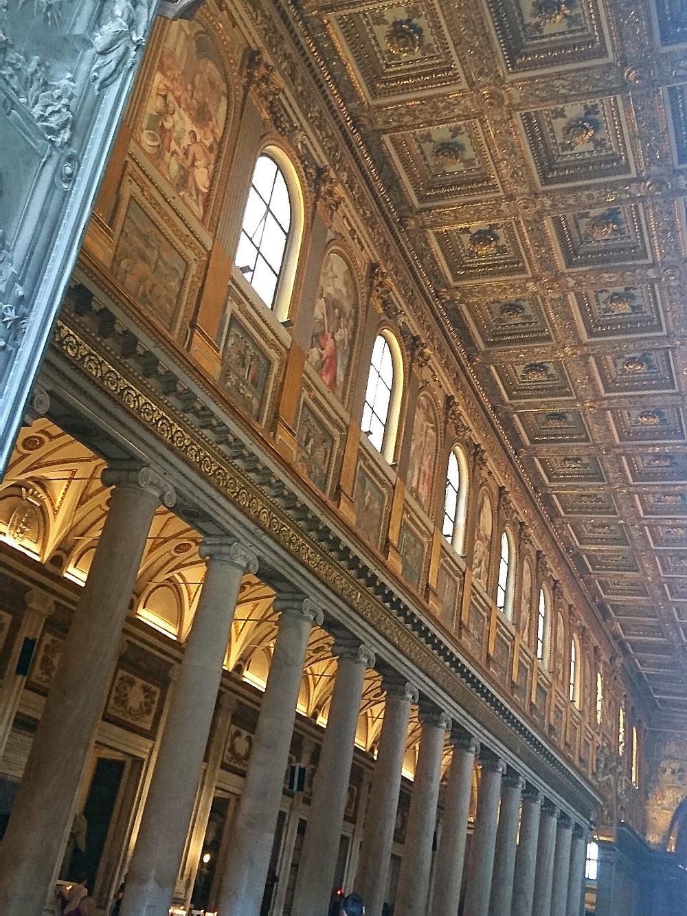 Rome sights - Photo credits Mary Samou