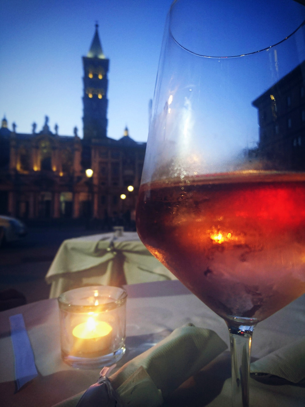 Dining out in Rome - Photo credits Mary Samou