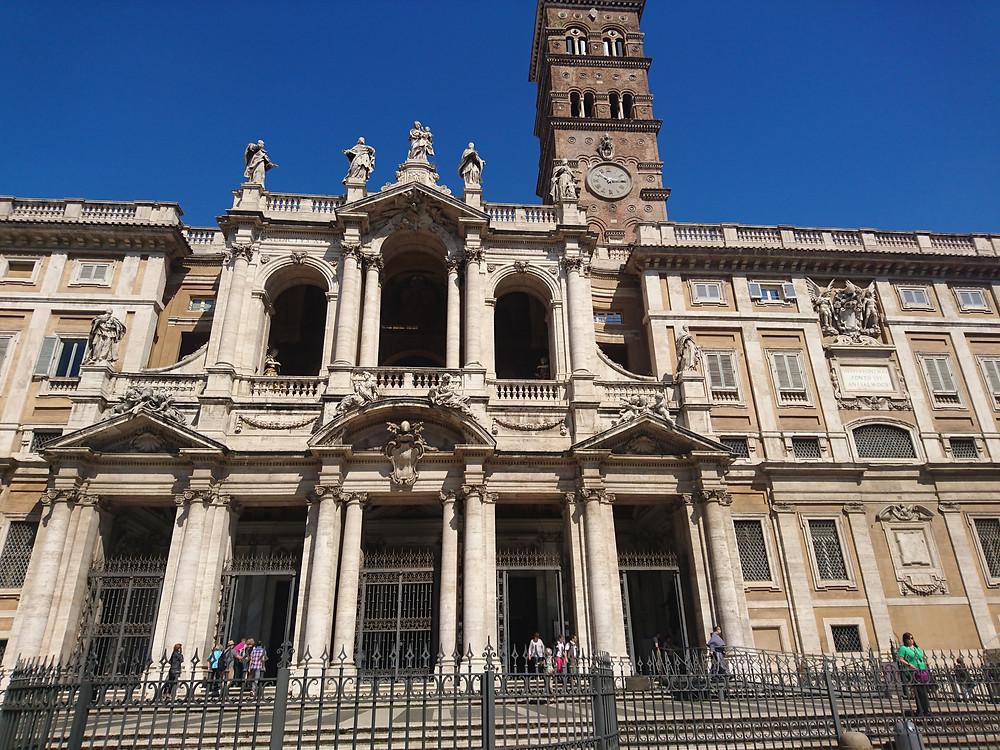 Catholic church - Photo credits Mary Samou