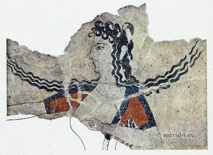 Cretan - Minoan wallpaper Photo source Pinterest