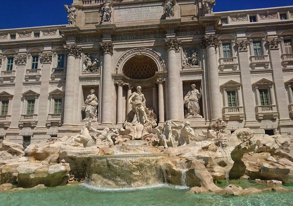 Fontana Di Trevi - Photo credits Mary Samou