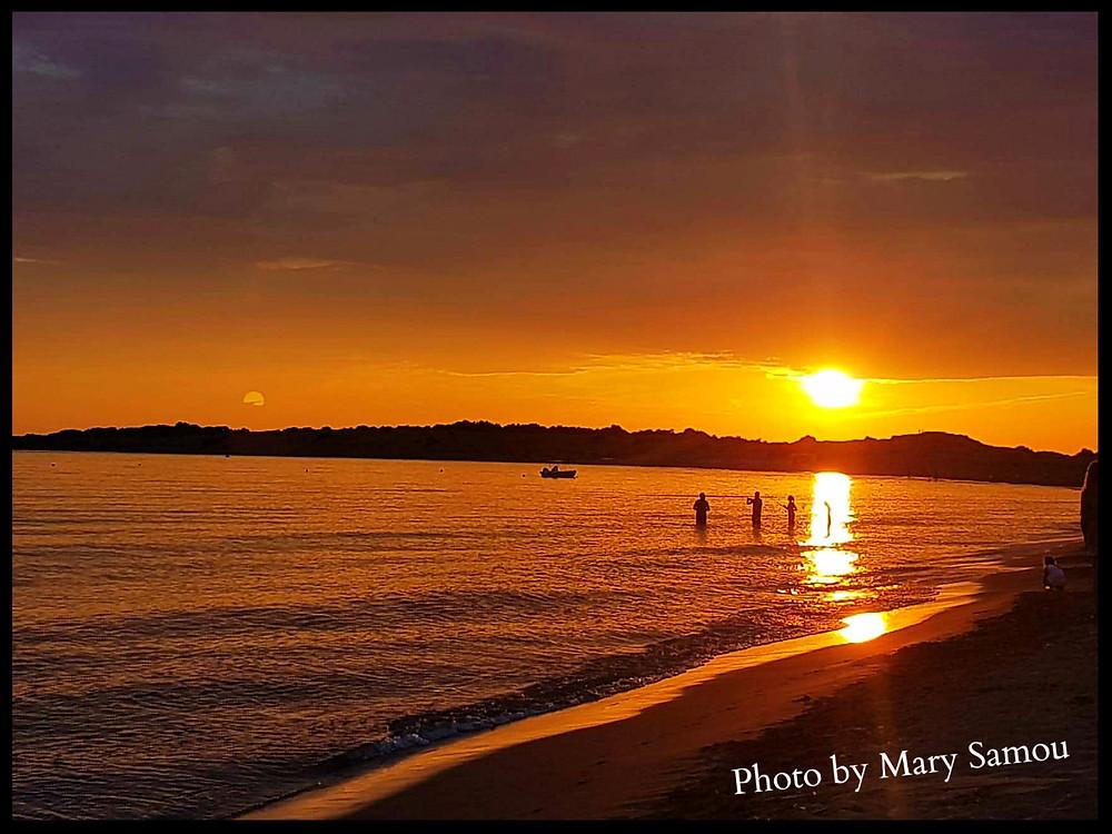 Agios Georgios Beach South Corfu- Photo Credits Mary Samou