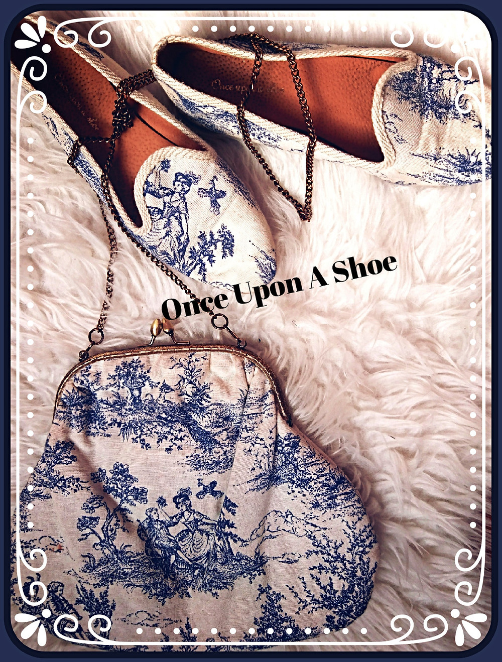 Handmade Fashion Creations By Once Upon A Shoe - Photo credit Mary Samou
