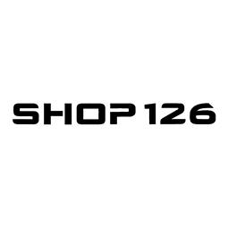 shop126 logo