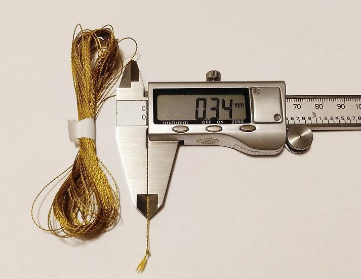 Braided kevlar 0.35 mm , 10 meters