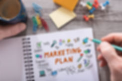 Marketing Manager performing Marketing P