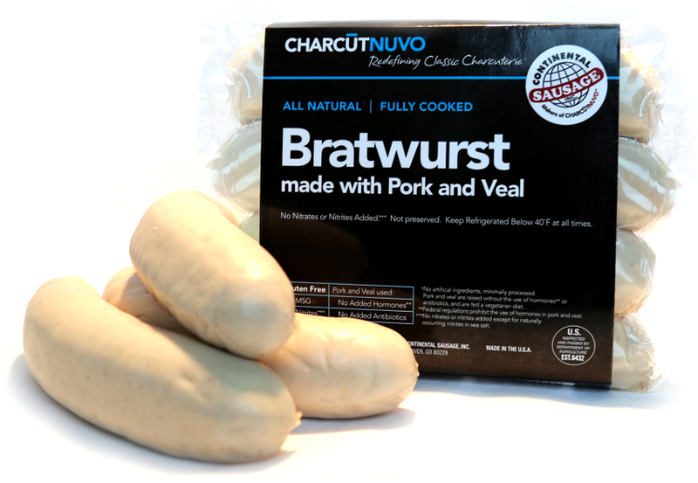 It's all about the Bratwurst!