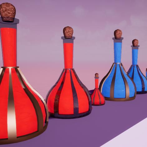 Unreal Engine 4 Sequencer Portfolio