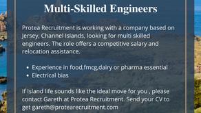Calling all Multi-Skilled Engineers