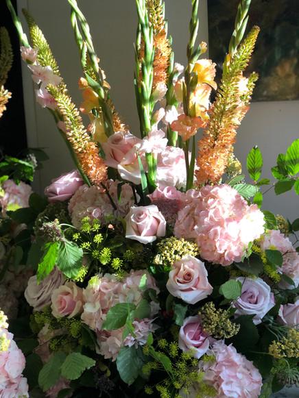 High arrangement
