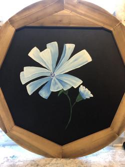 Chicory Painting