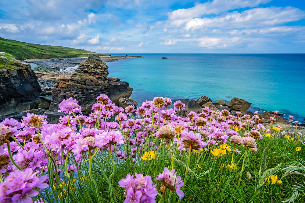 Honeymoon Inspiration - Cornwall UK