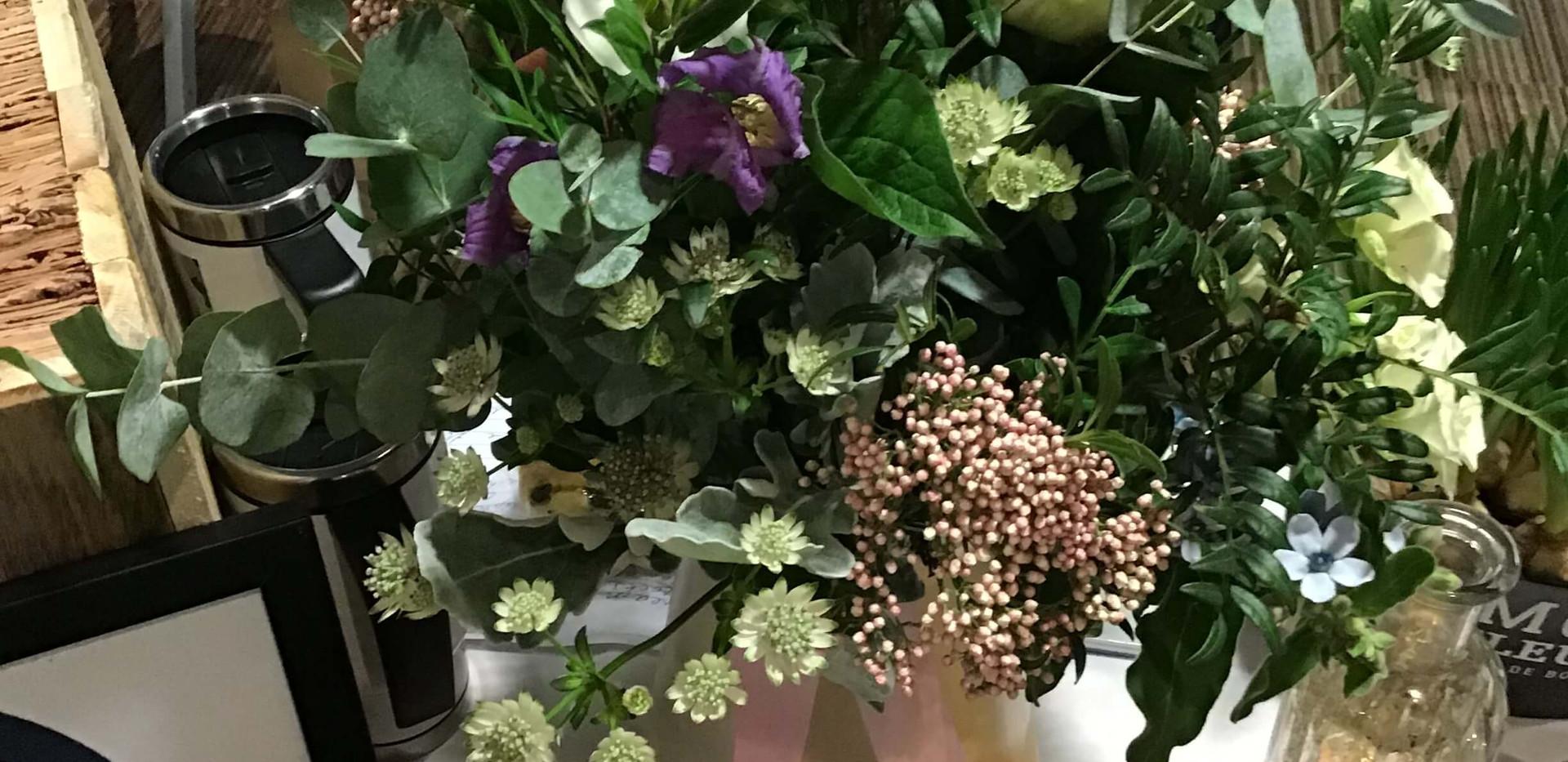 The English Garden Florist - Wedding Flowers Dorset