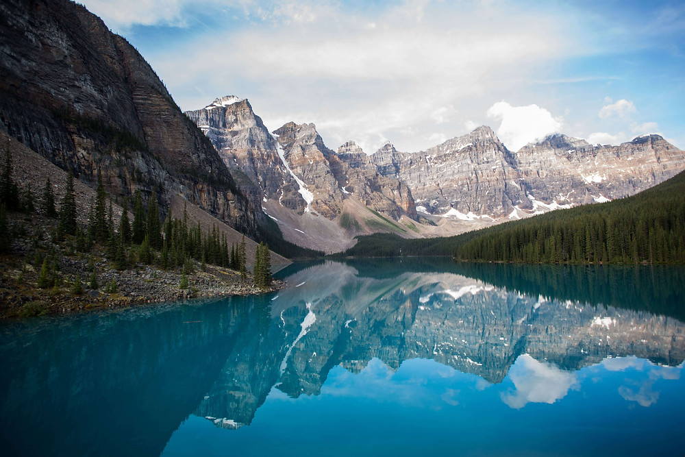 Honeymoon Inspiration - Canada