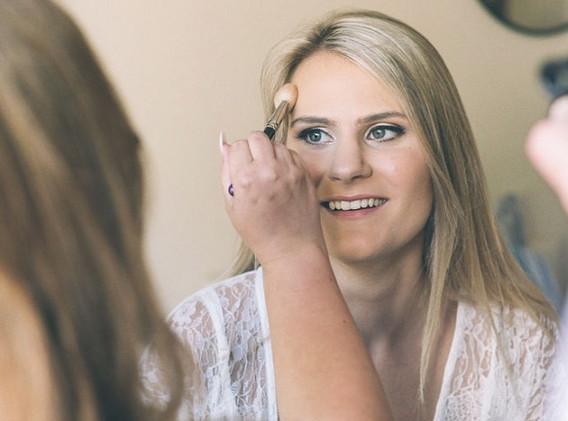 Charlee Hulbert Bridal Make-up