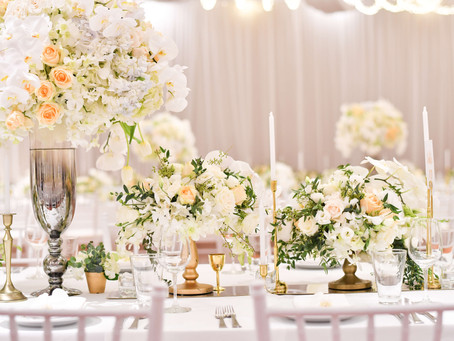 10 Tips for Beautifully Budgeted Wedding Flowers