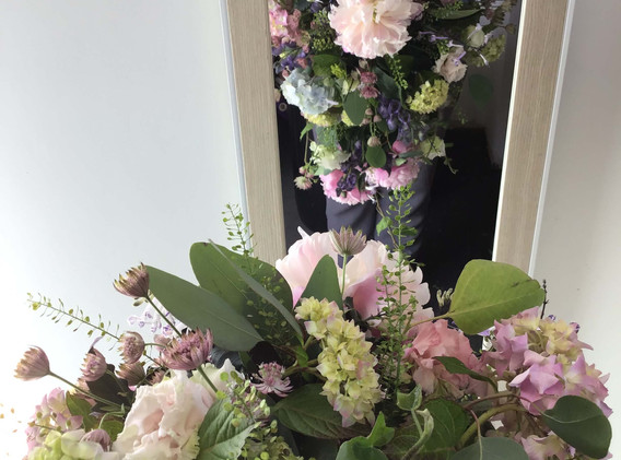 The English Garden Florist - Wedding Flowers Dorset