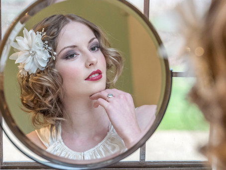 Styled Shoot - Art-Deco Glamour