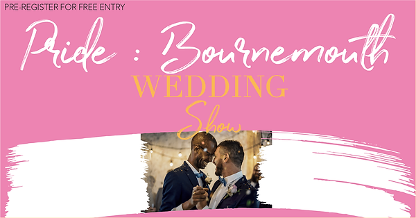 Pride Bournemouth Wedding Show - The Wed