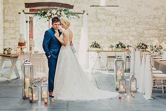 Luxury Rustic Wedding - Styled Shoot Blo