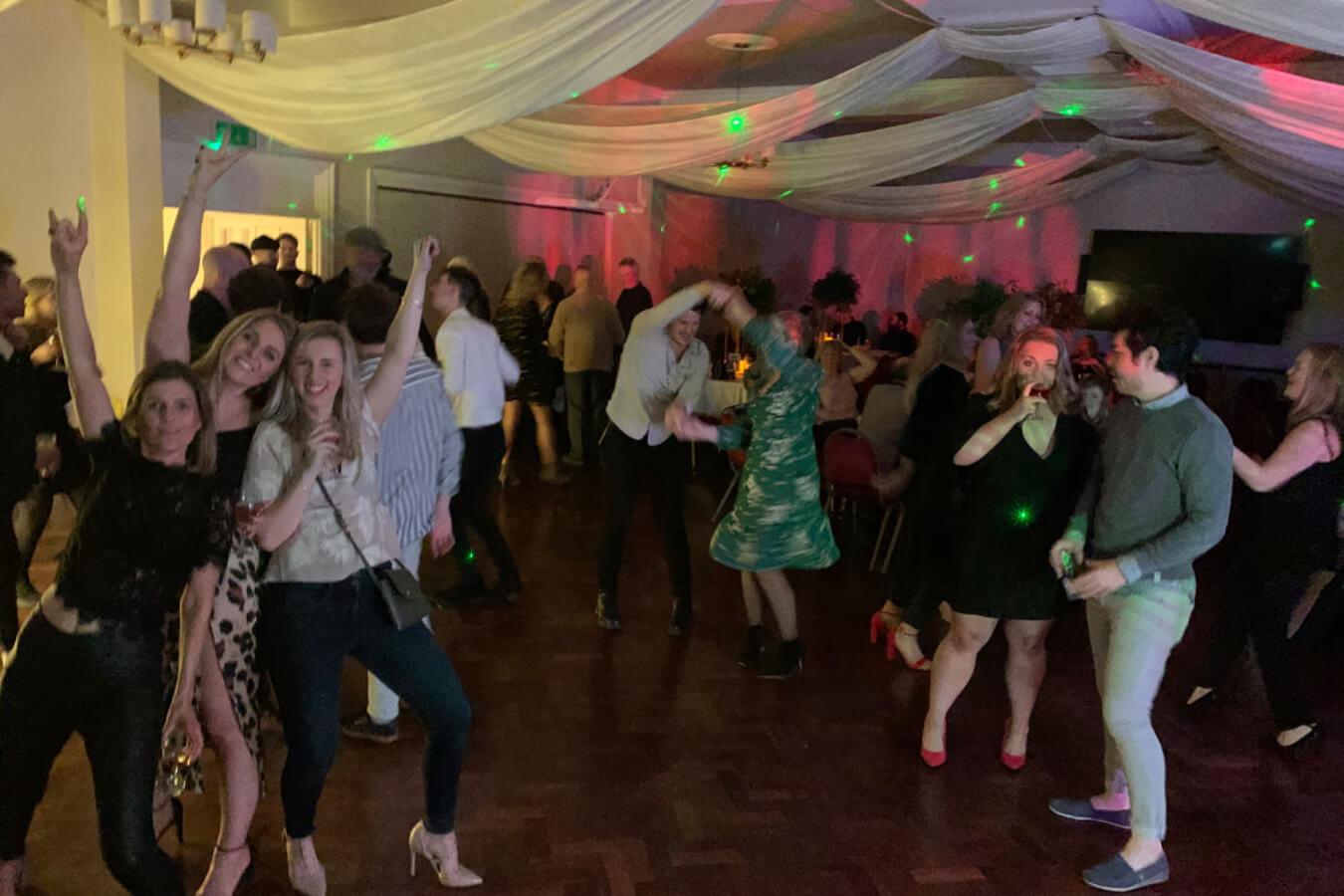 Pegasus Disco - Wedding DJ Dorset