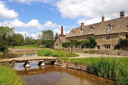 Honeymoon Inspiration - Cotswolds UK